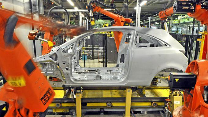 Die Vorbereitungen für die Kleinwagenproduktion laufen bereits.