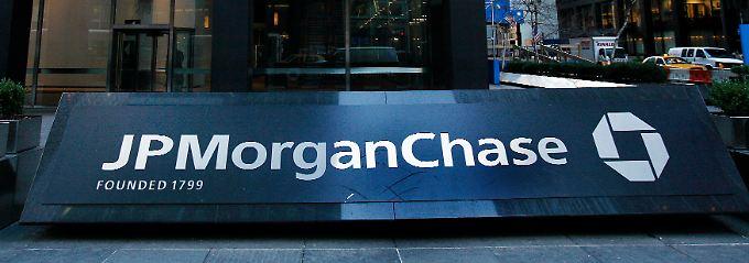 Steilvorlage für die Fed: JP Morgan torpediert die Argumente gegen die Volcker-Regel.