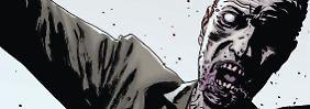 """Untote, Menschenfleisch und """"The Walking Dead"""": Die Zombies sind wieder da"""