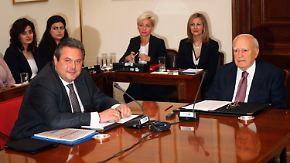 Tauziehen in Griechenland geht weiter: Neuwahlen rücken immer näher