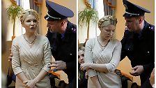 """Ein Jahr nach Verhaftung der """"Gasprinzessin"""": Die zwei Gesichter der Julia Timoschenko"""