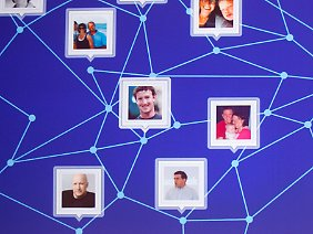 Soziale Netzwerke sind zu einem alltäglichen Kommunikationsmittel geworden.