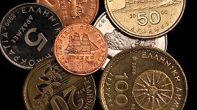 "Euro-Austritt ""immer wahrscheinlicher"": Geldflucht aus Athen hält an"