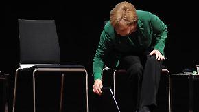Katholikentag, G8 und Zoff in der Koalition: Merkel hat viel zu tun