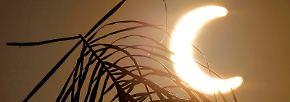 Faszinierendes Spektakel: Das passiert bei einer Sonnenfinsternis