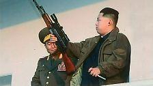 Achtung, der Dicke kommt!: Die Kim-Jong-Un-Top-20
