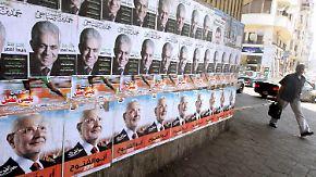 Erste freie Präsidentenwahl: Ägyptens Weg ist ungewiss