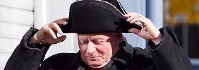 Auch der echte Napoleon versuchte ein Comeback. Und scheiterte.
