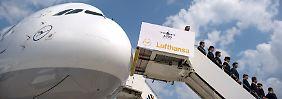 A380 goes India: Lufthansa und Emirates frohlocken