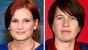 Lafontaine ist sich zu schade: Frauen drängen an die Linken-Spitze