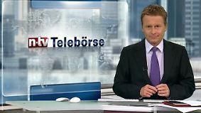 Sendung in voller Länge: Telebörse von 11:45 Uhr