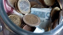 Katalanischer Hilfeschrei: Euro sackt ab