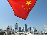 Immer mehr Chinesen leben und arbeiten in Frankfurt am Main.