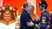 Großes Pech für Schumacher: Webber triumphiert in Monte Carlo
