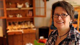 Bei Bäuerin Jutta Sauer brummt das Geschäft.