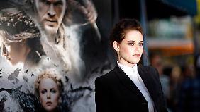 Kristen Stewart ist vielleicht ein wenig blass, aber keineswegs verblasst sie.