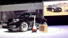 Highlights der Automesse in Leipzig: AMI fährt dick auf