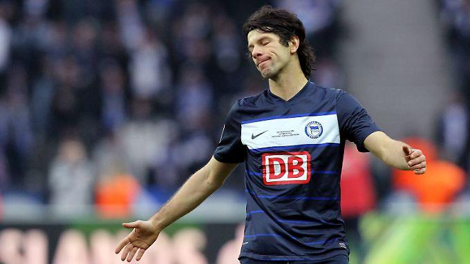 Länger als der Georgier war noch kein Spieler im deutschen Profifußball gesperrt.