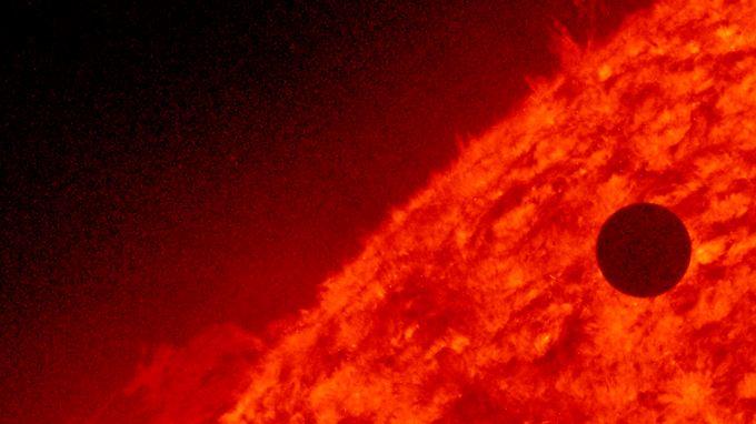 Eine Aufnahme der NASA.