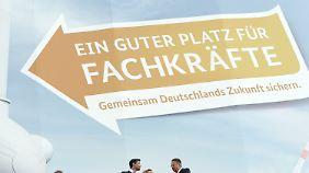 Deutschland braucht Fachkräfte: Bundesregierung geht in die Offensive