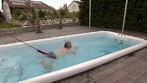 n-tv Ratgeber: Whirlpools für den eigenen Garten