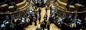 Höchster Tagesgewinn seit 2011: Wall Street jubelt