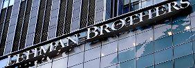 Die Lehman-Pleite hinterlässt einen Schuldenberg von 200 Milliarden Dollar.
