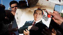 Zine al-Abidine Ben Ali ließ Opposition im Januar 2011 blutig unterdrücken.