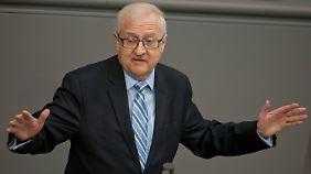 """""""Kein Selbstbedienungsladen"""": Brüderle warnt Griechenland"""