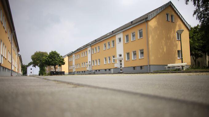Zentrale Aufnahmestelle für Aussiedler, Zuwanderer und Flüchtlinge Unna-Massen: Auch Olas Familie machte hier Halt.