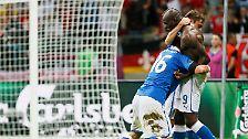 Bitteres Aus im EM-Halbfinale: DFB-Elf setzt schwarze Serie fort