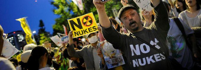 Seit der Katastrophe von Fukushima lehen in Japan die meisten Bürger Atomkraft ab.