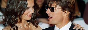 Bilderserie: Katie Holmes will die Scheidung
