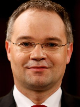 Tschütscher ist seit Februar 2009 Regierungschef.