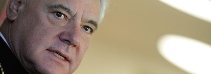 Müller gilt schon lange als Vertrauter von Benedikt XVI.