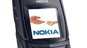 Das 5140i war das erste Outdoor-Handy, das auch als solches benutzt werden konnte.
