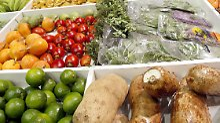 Auberginen, Tomaten, Paprika, Gurken, Melonen, Kürbisse, Hülsenfrüchte, Okraschoten und Zucchini gehören zur Gattung Fruchtgemüse.