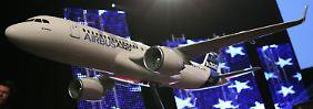 Mit eigenem US-Werk: Airbus greift Rivalen Boeing an