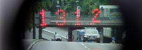 Überhöhte Geschwindigkeit ist eine der häufigsten Unfallursachen.