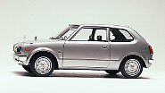 40 Jahre Honda Civic: Ein Auto für Captain Future