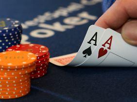 Zocken fürs Finanzamt: Gewinne aus Pokerspielen sind steuerpflichtig.