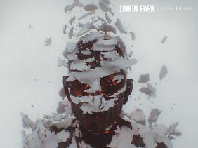 """Das aktuelle Album von Linkin Park heißt """"Living Things""""."""