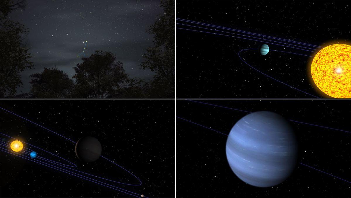Sonnensystem Live
