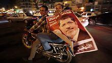 Wer setzt sich durch in Ägypten?