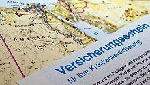 Eine Auslandskrankenversicherung ist gerade für Ziele außerhalb Europas zu empfehlen.