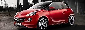 Opel präsentiert den Neuen im Adamskostüm statt im Erlkönig-Anzug.