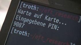 Massive Sicherheitslücken bei EC-Terminals: Pin ist leicht zu knacken