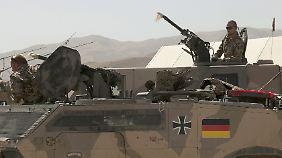 Eine Kriegspartei unter vielen: Die Bundeswehr hat ihre Sodnerrole verloren.