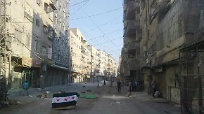 Lage in Syrien: Friedliche Lösung nicht in Sicht
