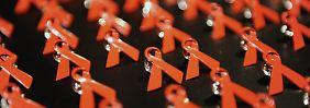 Unkontrollierbare HIV-Epidemie: Schwule infizieren sich schneller